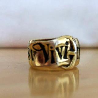 ヴィヴィアンウエストウッド(Vivienne Westwood)のVivienne Westwood ベルトリング(リング(指輪))