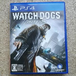 プレイステーション4(PlayStation4)のPS4 WATCH DOGS(家庭用ゲームソフト)