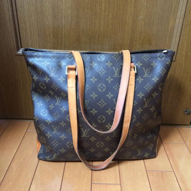 71cb062c17be LOUIS VUITTON(ルイヴィトン)の【ルイヴィトン】モノグラム トートバッグ 大きめ カバメゾ