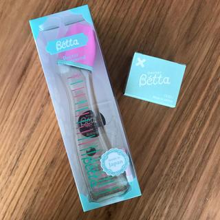 ベッタ(VETTA)の【新品・未使用】ドクターベッタ哺乳瓶 & 替乳首 セット(哺乳ビン)