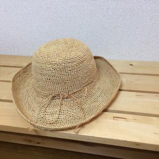 ムジルシリョウヒン(MUJI (無印良品))のyuttan様専用(麦わら帽子/ストローハット)