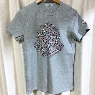 モンクレール(MONCLER)のモンクレー Tシャツ グレー(Tシャツ/カットソー(半袖/袖なし))