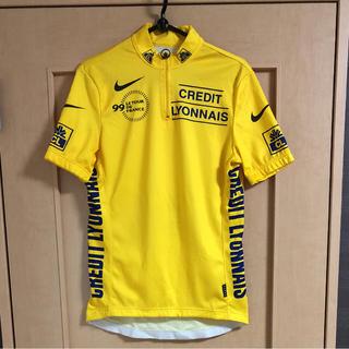 ナイキ(NIKE)のNIKE サイクリングシャツ ツールドフランス99(ウエア)