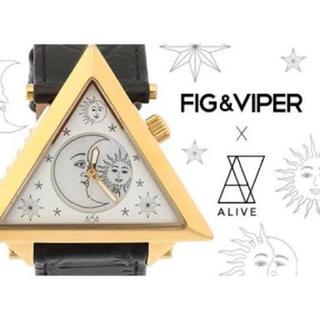 アライブアスレティックス(Alive Athletics)のALIVE FIG&VIPER 時計(セール中)(腕時計(アナログ))