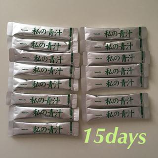 ヤクルト(Yakult)の【青汁】お試し15本セット(4g/1包):ヤクルト(青汁/ケール加工食品 )