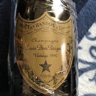 ドンペリニヨン(Dom Pérignon)のドンペリ ヴィンテージ 1990 !レア(シャンパン/スパークリングワイン)