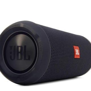 ジェイビーエス(JBS)の新品未使用 JBL Flip3 Bluetooth スピーカー ブラック(スピーカー)