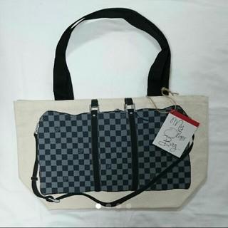 マイアザーバッグ(my other bag)の送料込!新品◆My Other Bag ベッカム Lサイズ トートバッグ(トートバッグ)
