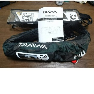 ダイワ(DAIWA)のDAIWA DF-2207 ライフジャケット(その他)