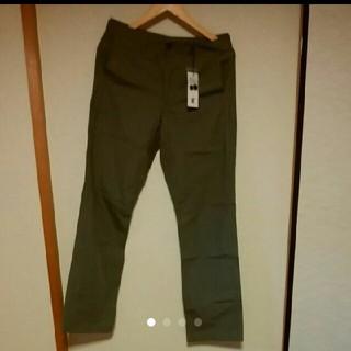 無印良品 良品計画 パンツ ショート チェック リネン混 綿麻 XL 黒 白 メンズ 【