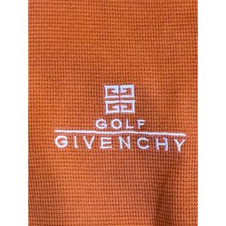 ジバンシィ(GIVENCHY)のもうすぐフリマに出しちゃいます!ジバンシー 綺麗なオレンジのポロシャツ(ポロシャツ)