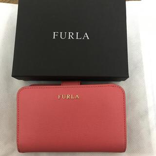 フルラ(Furla)のFURLA フルラ 二つ折り財布 コーラル(折り財布)