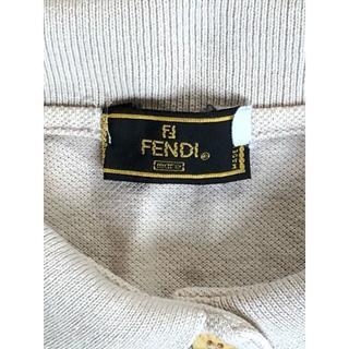 フェンディ(FENDI)のFENDI ノースリーブポロ(^^♪(ポロシャツ)