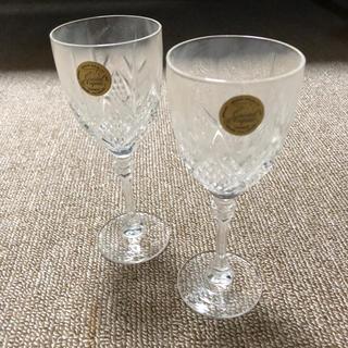 クリスタルダルク(Cristal D'Arques)の新品!クリスタル・ダルク ワイングラス(グラス/カップ)
