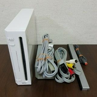 ウィー(Wii)のゆーた様専用 Wii本体一式(家庭用ゲーム本体)