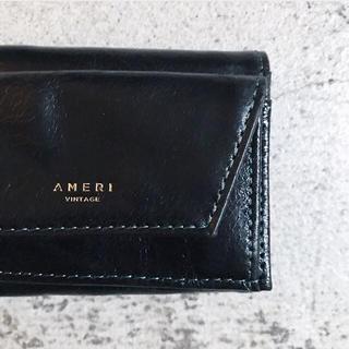アメリヴィンテージ(Ameri VINTAGE)の♦︎Ameri VINTAGE♦︎ノベルティ 財布 ブラック(財布)