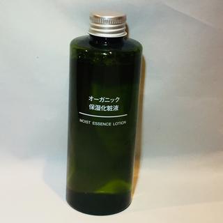 ムジルシリョウヒン(MUJI (無印良品))のオーガニック保湿化粧液 200ml  (化粧水 / ローション)