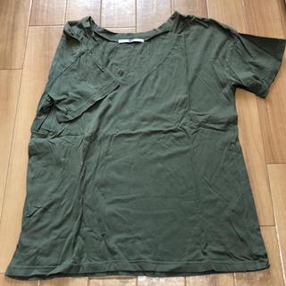 スライ(SLY)のSLY Vネック Tシャツ(Tシャツ(半袖/袖なし))