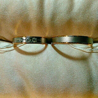 シチズン(CITIZEN)の♥処分セール♥  ♥新品  ハナイユキコ♥ ♥マリッジリング♥⑥⑳号♥(リング(指輪))
