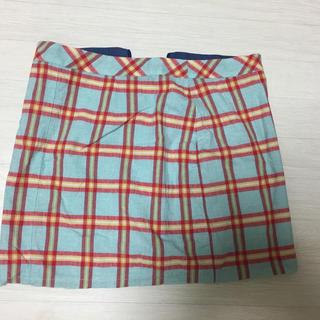 ドリーモリー(Dolly&Molly)のあやかさん専用 Dolly&Molly チェック柄ミニスカート(ミニスカート)
