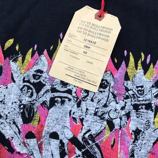 ゴートゥーハリウッド(GO TO HOLLYWOOD)の新品!タグ付き!GO TO HOLLYWOODのSKISSコラボTシャツ(Tシャツ/カットソー)