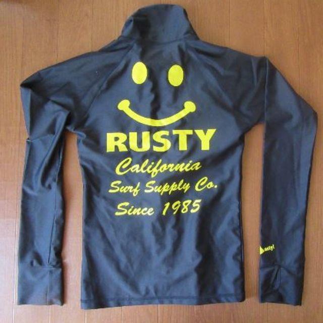 a197764791b RUSTY(ラスティ)のRUSTY UVカット 長袖ラッシュガード 美品 カップ付き レディース