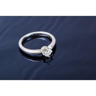 ヨンドシー(4℃)の4℃ BRIDAL ディズニーコレクション Pt950 ダイヤモンド 指輪(リング(指輪))