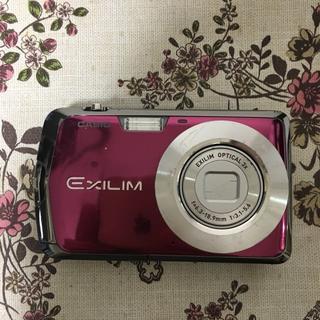 カシオ(CASIO)の訳アリ●付属品付●CASIO EXILIM EX-Z1 パープル(コンパクトデジタルカメラ)