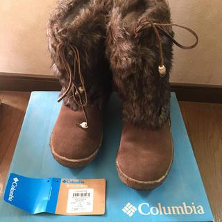 コロンビア(Columbia)のファーブーツ(ブーツ)