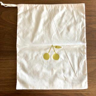 ボンポワン(Bonpoint)のBonpoint ボンポワン ショップ袋 巾着+大きめサイズと2枚セット(ランチボックス巾着)