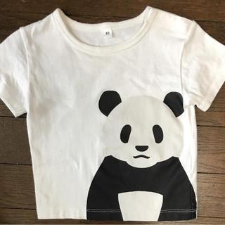 ムジルシリョウヒン(MUJI (無印良品))のTシャツ 80cm(Tシャツ)