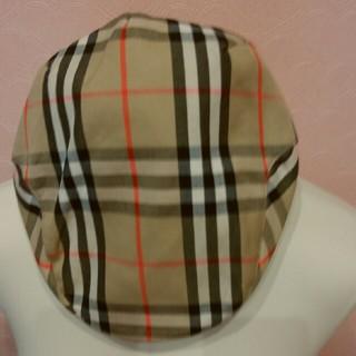 バーバリー(BURBERRY)のバーバリー ハンチング帽子 Sサイズ 52㎝ レディース(ハンチング/ベレー帽)