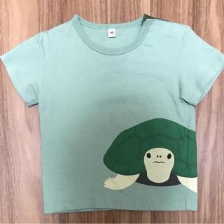 ムジルシリョウヒン(MUJI (無印良品))のTシャツ 80cm 無印良品(Tシャツ)