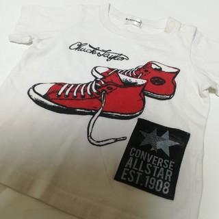 コンバース(CONVERSE)のベビーTシャツ 80(Tシャツ)