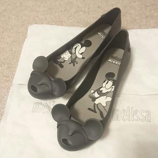 ディズニー(Disney)のミッキー&ミニーのパンプス(ハイヒール/パンプス)