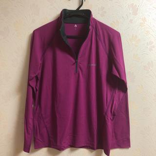 モンベル(mont bell)の長袖Tシャツ(Tシャツ(長袖/七分))