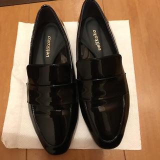 ヴェリココ(velikoko)のスリッポンローファー(ローファー/革靴)