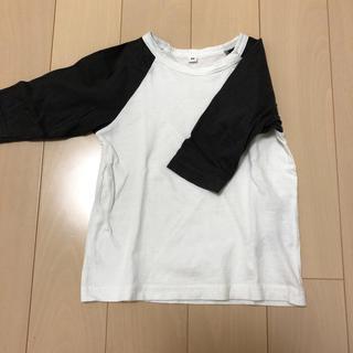 ムジルシリョウヒン(MUJI (無印良品))のpooh's shop様専用(Tシャツ/カットソー)