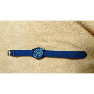 ポーター(PORTER)の限定新品PORTER時計紺色❗送料込み❢(腕時計(アナログ))