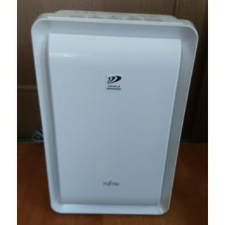 フジツウ(富士通)の加湿脱臭機  DAS―303D―W(加湿器/除湿機)