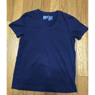 ムジルシリョウヒン(MUJI (無印良品))の無印 VネックTシャツ(Tシャツ(半袖/袖なし))