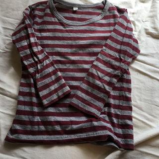 ムジルシリョウヒン(MUJI (無印良品))の無印 長袖Tシャツ(その他)