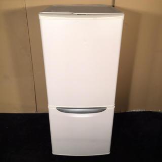 National 135L 2ドア冷凍冷蔵庫 NR-B141J(冷蔵庫)