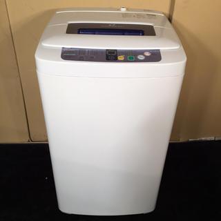 ハイアール(Haier)のHaier コンパクトタイプ洗濯機 4.2kg 2013年製(洗濯機)