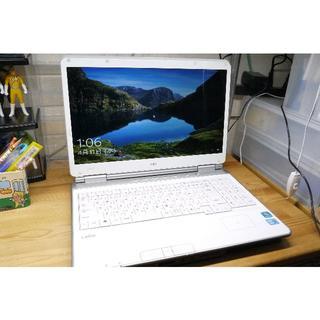 エヌイーシー(NEC)のやや訳あり品 NEC LaVie LL750/A(ノートPC)