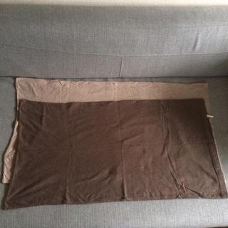 ムジルシリョウヒン(MUJI (無印良品))の無印 枕カバー 2枚 セット 寝具(シーツ/カバー)