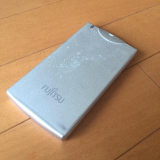 フジツウ(富士通)のUSB2.0対応 ポータブルハードディスク 100GB(PC周辺機器)