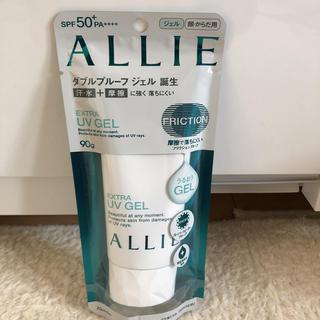 アリィー(ALLIE)の新品 アリィー エクストラUVジェル90g(日焼け止め/サンオイル)
