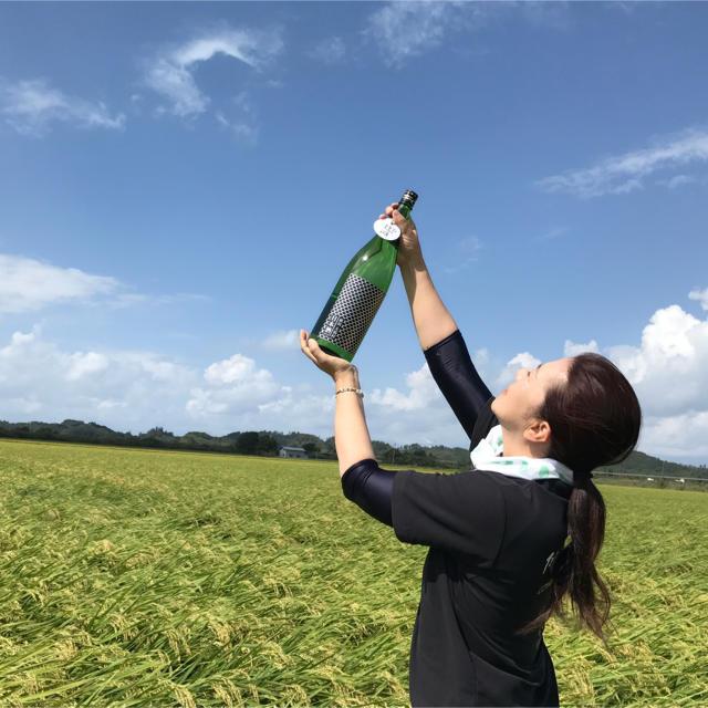 山廃純米吟醸 龍湖【りゅうこ】 1800ml  食品/飲料/酒の酒(日本酒)の商品写真