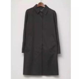 アドーア(ADORE)の新品♡ アドーア トレンチコート スプリングコート 黒 36(スプリングコート)